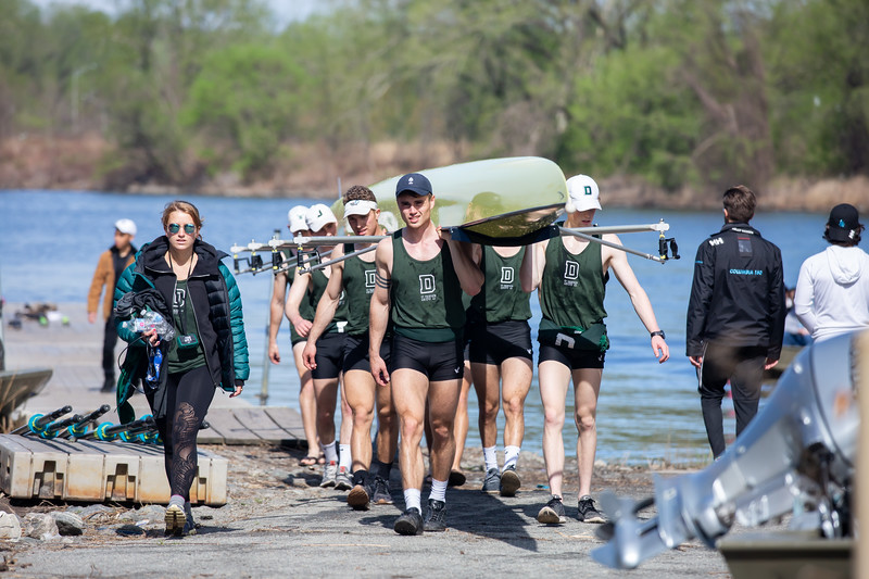 Dartmouth Lightweights v Columbia Spring 2019