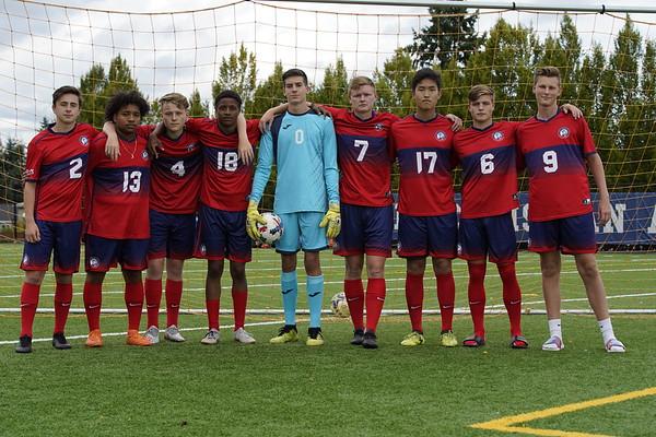 2019 LCA Soccer Seniors