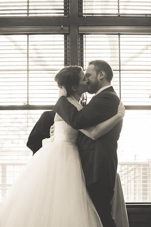 Alyce + Nick's Wedding Ceremony