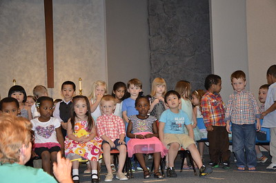 2015-06-12 graduation ceremony New Horizons Christian Academy