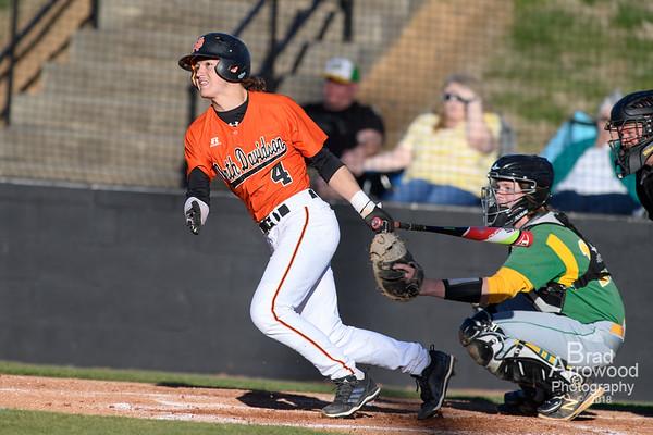 NDHS Baseball vs West Davidson