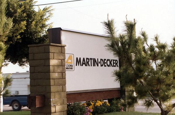 Martin Decker
