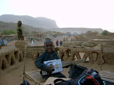 Mali April 2005