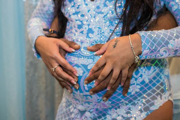 Raushanah Fuqua Babyshower