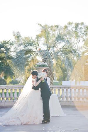 Serena & Brian | Hilton La Jolla Torrey Pines