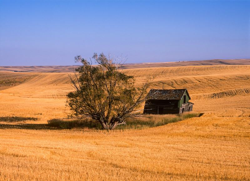 Highway 1804, North Dakota, 1996
