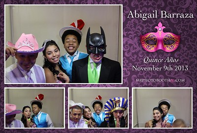 Abigail Barraza | Nov. 9th 2013
