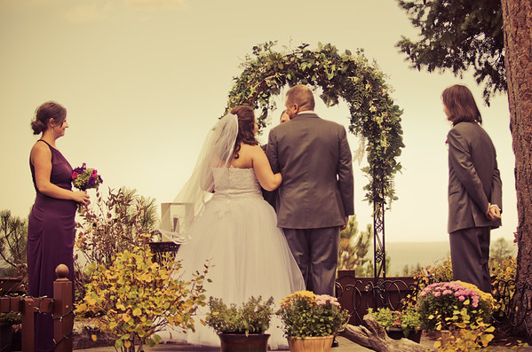 Meagan & Ben Wedding | Genesee, CO
