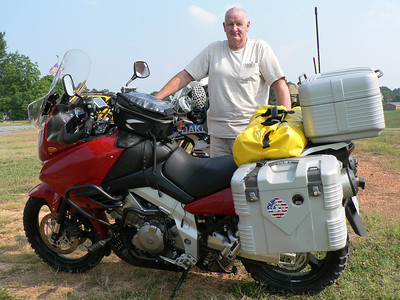 Two Thumpers and a Twin:  North Carolina to Alaska 2008-06-13