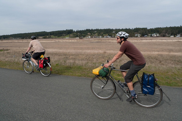 Overnight Ride to Fort Ebey on Whidbey Island