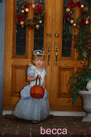 october 31. 2007 trick or treat