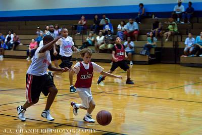 YMCA Basketball 2011 Game 2
