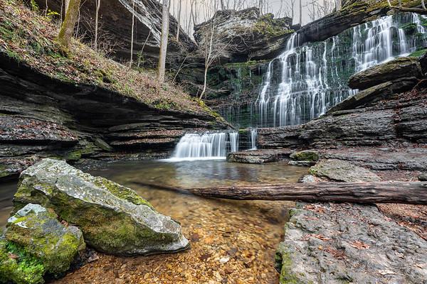 Machine Falls - Short Springs