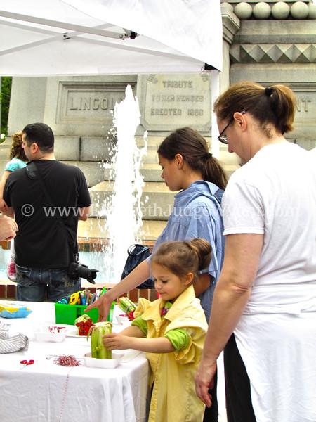 Easton Farmers Market, Easton, PA 5/5/2012