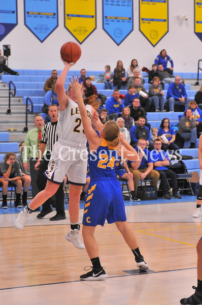12-27-18 Sports Ayersville GBK Holiday tourney Leipsic vs Continental