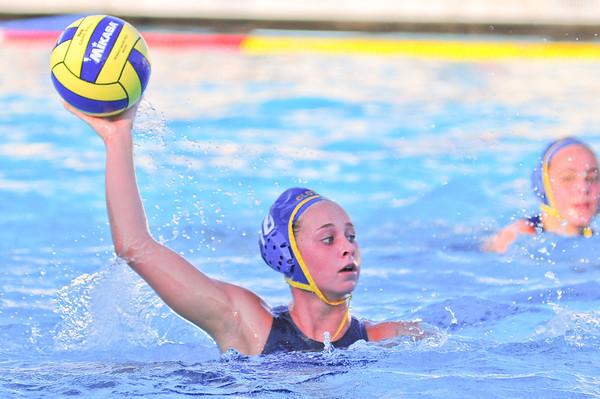 CHS Girls H2O Polo 2012
