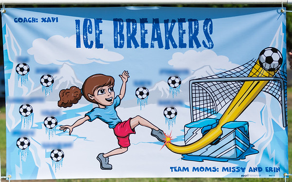Ice Breakers vs. Blue Boltz