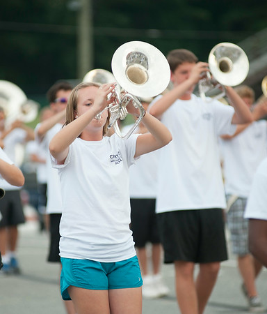 2014-08-15: Band Camp Day 10