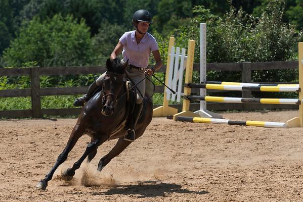 Summer Jumper Show  -  Schelford Farm