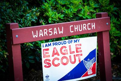Eagle Scout Coronation