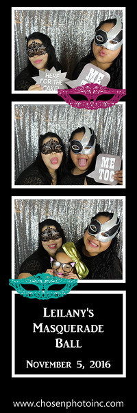 Leilany's Sweet 16