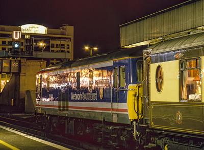 Class 73s at Night.