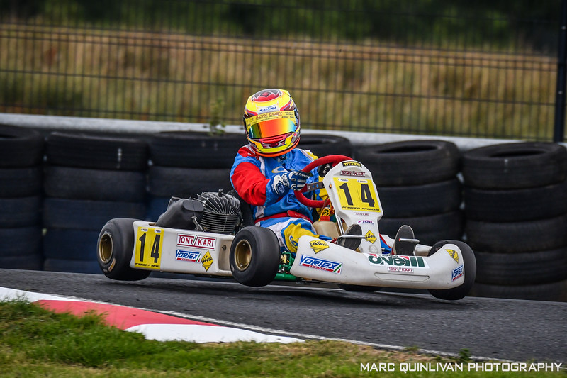 F100UK - British O Plate 2018 - Nutts Corner - Alyx Coby