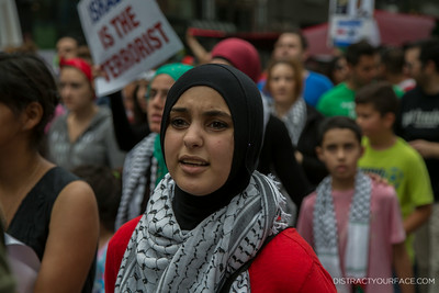 Palestine Protest | July 26, 2014 | Chicago