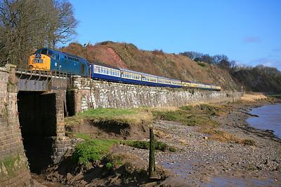Severn Tunnel Jn to Gloucester
