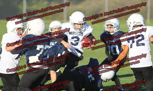White vs Blue 9-15-2012