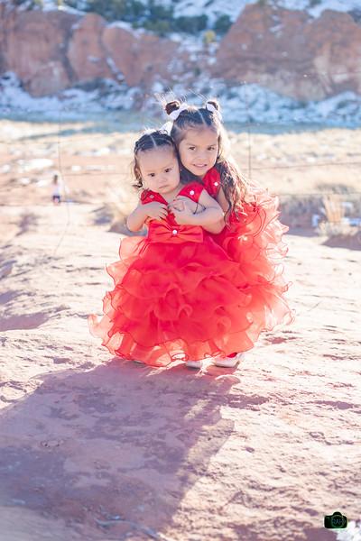 Natasha & Angel Family Pix