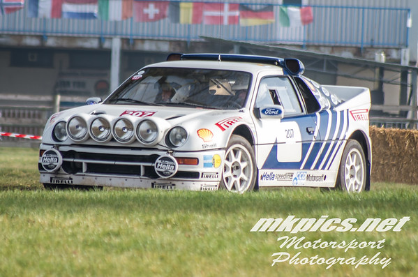 Race Retro 2019 - Rally Stage