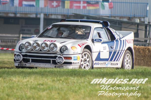 Race Retro 2019 - Rally Stage
