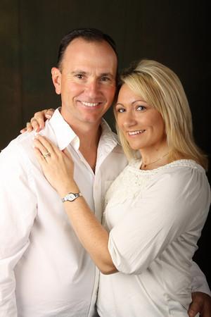 Kristina and Brett