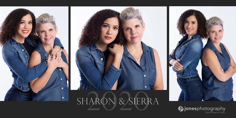 Sharon and Sierra