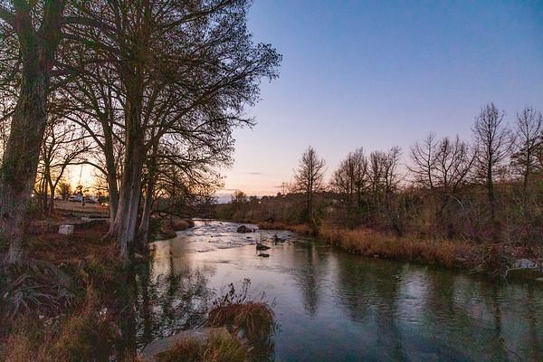 JKB River Trail Pour