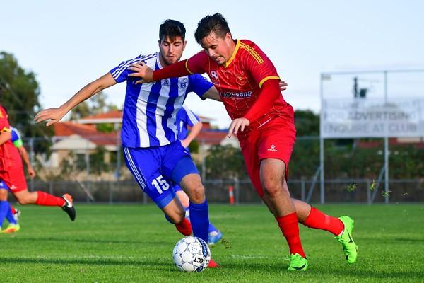 Stirling Lions FC v Floreat Athena FC