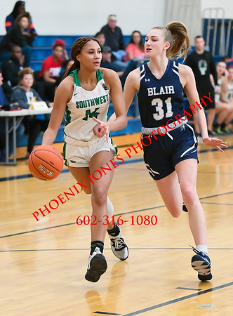 12-18-19 - Blair Academy vs. Southwest Academy (Springfield, Ontario) - (Nike Tournament of Champions)