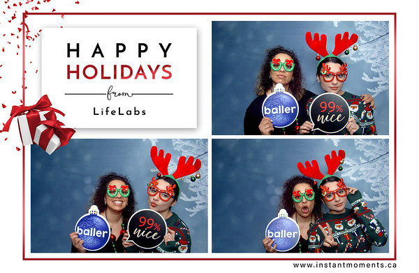 LifeLabs Holiday Party