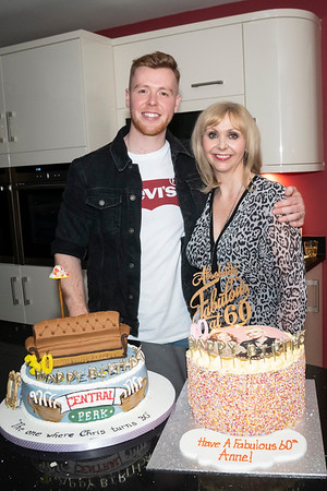 Anne & Chris Birthday