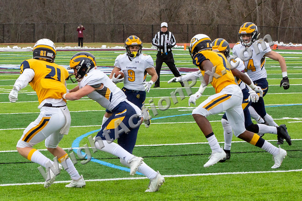 2018 11 17 Clarkston Varsity Football vs Saline