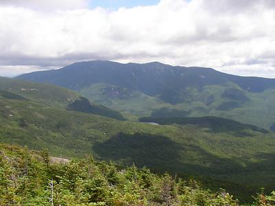 Kinsmans backpacking trip: July 2 -3