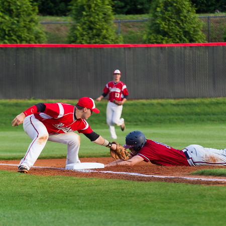 East Gaston at South Point - 4/14/15