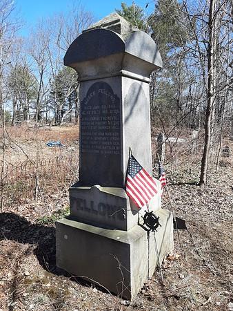 Moses Fellows Grave