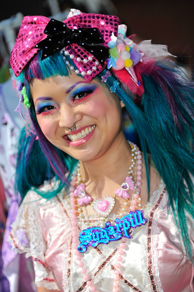 Lolita at the 2011 J-POP Summit Festival
