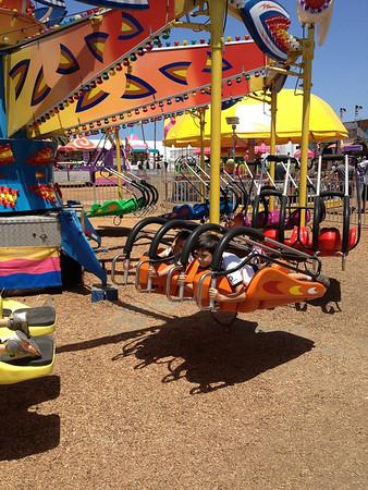 San Diego County Fair June 2013