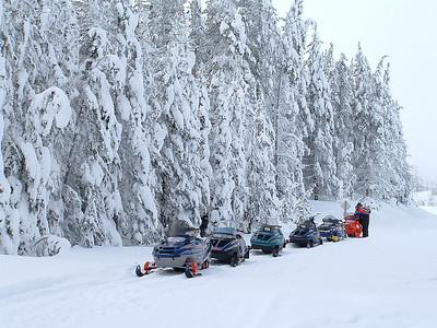 Snowmobilie Fun