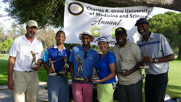 CDU's First Annual Golf Tournament