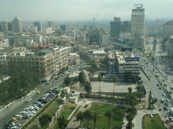 2009-02 Damascus Syria SFA Visit