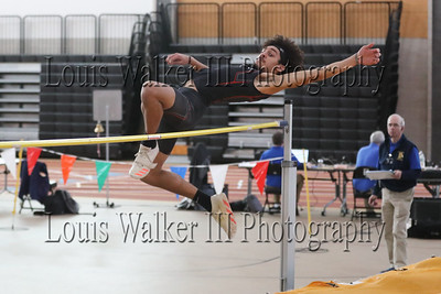 Indoor Track and Field - RHS and PHS on 1/26/19